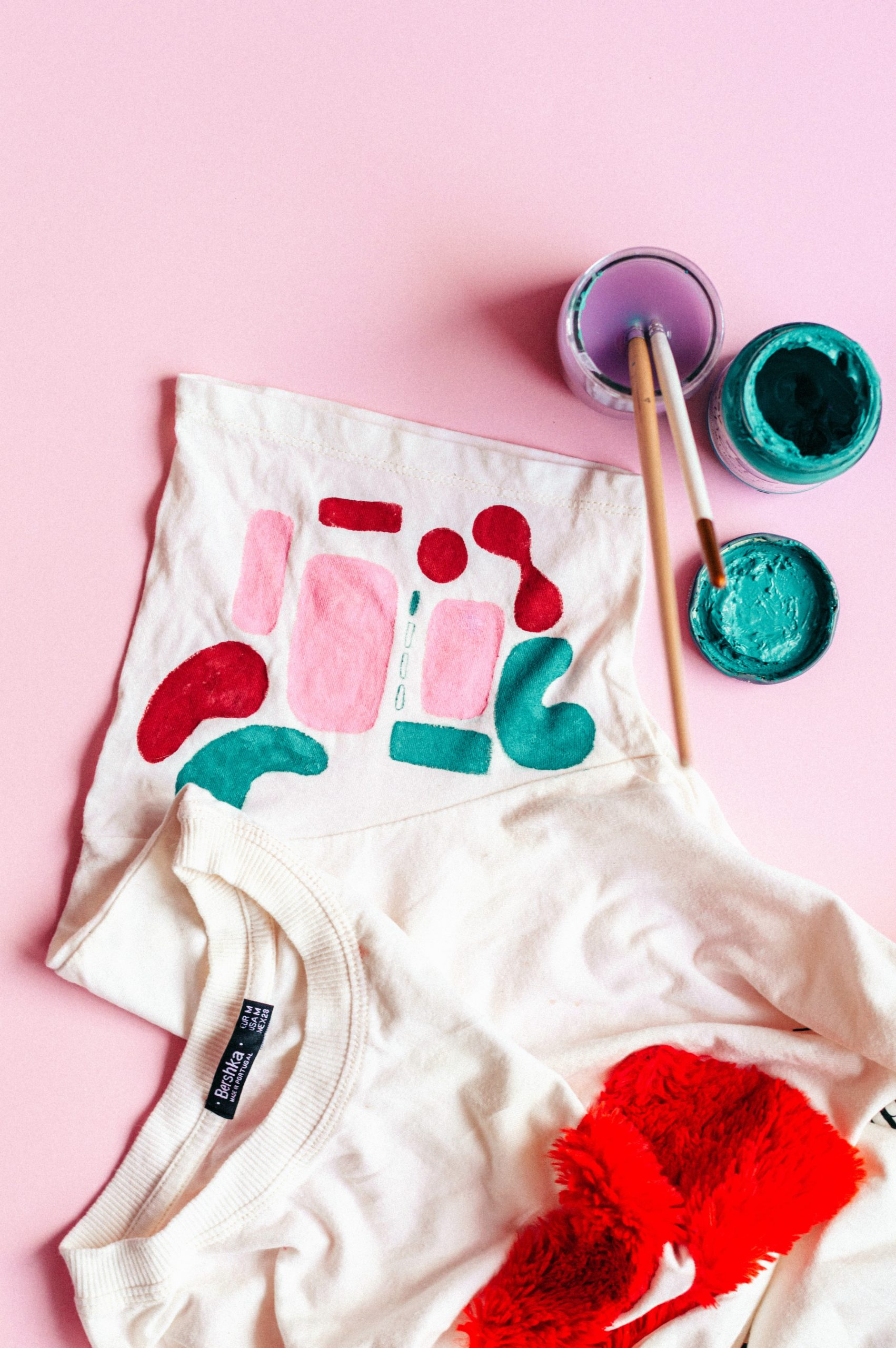 5 Ultimate Tips For Fabric Painting - Know The Best Ideas