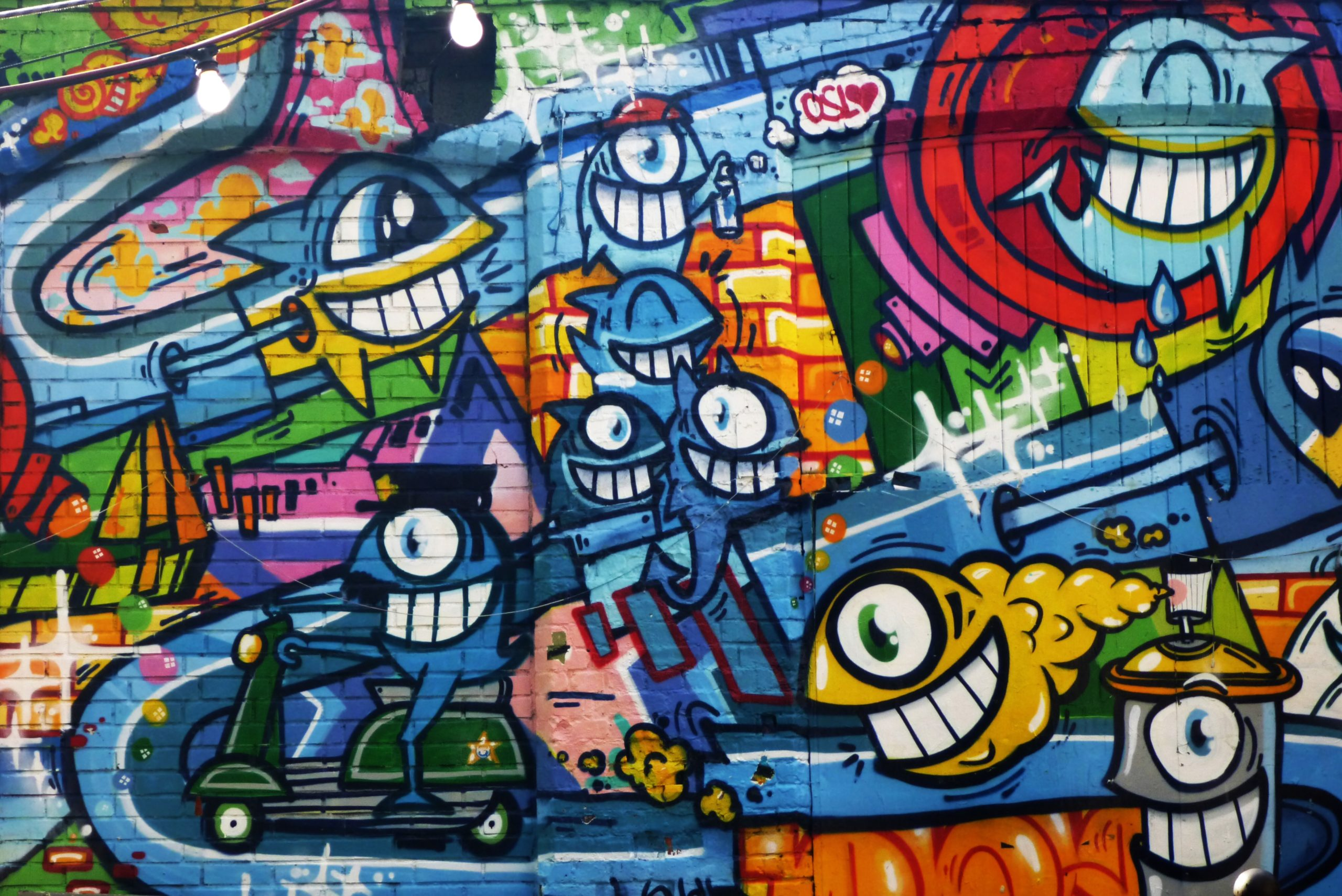 5 Interesting Facts About Graffiti - Controversial Art Form